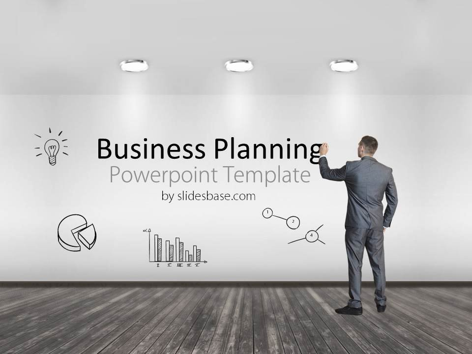 Business Plan Template Powerpoint Fresh Business Planning Powerpoint Template