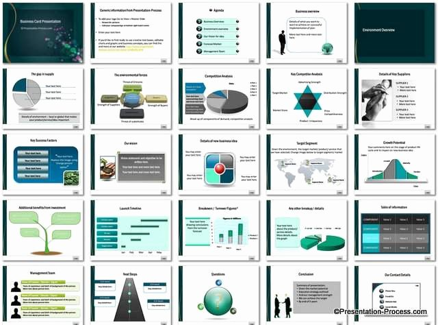 Business Plan Template Powerpoint Fresh Free Business Plan Template Ppt Cpanjfo