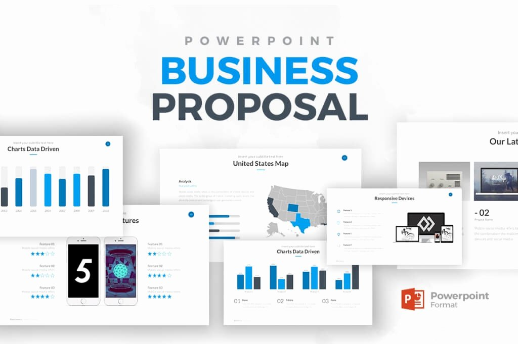 Business Plan Template Powerpoint Fresh Proposal Ppt Template Modern Business Plan Powerpoint