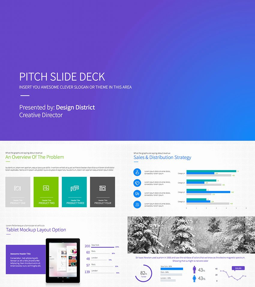 Business Plan Template Powerpoint New 20 Best Pitch Deck Templates for Business Plan Powerpoint