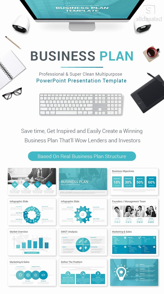 Business Plan Template Ppt Fresh Best Pitch Deck Templates for Business Plan Powerpoint
