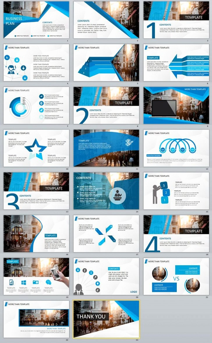 Business Plan Template Ppt Luxury Business Plan Powerpoint Template Free Design Slidesalad