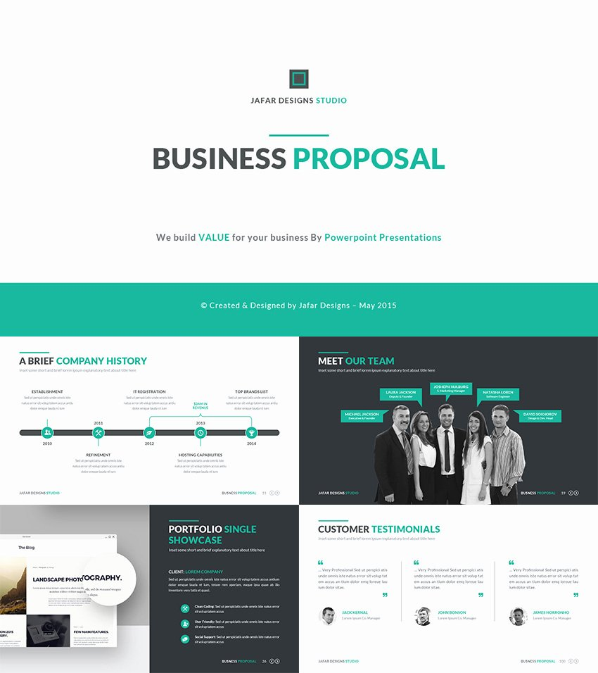 Business Plan Template Ppt Unique 25 Best Pitch Deck Templates for Business Plan Powerpoint