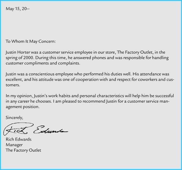 Business Recommendation Letter Sample Unique Business Re Mendation Letter 10 Samples formats