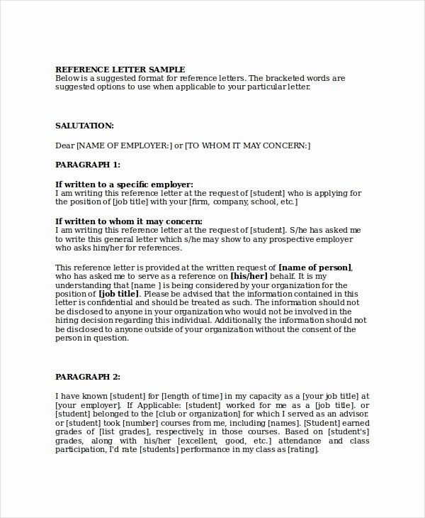 Business School Recommendation Letter Best Of 10 Sample Business Reference Letter Templates Pdf Doc
