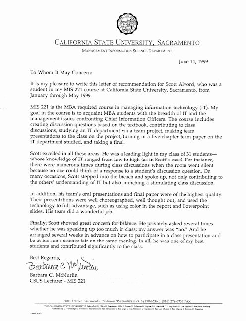 Business School Recommendation Letter Sample Fresh Harvard Business School Letter Re Mendation Letter