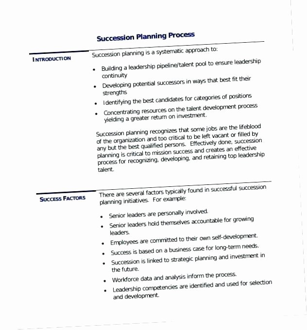 Business Succession Plan Template Beautiful Business Introduction Letter Samples Luxury Succession