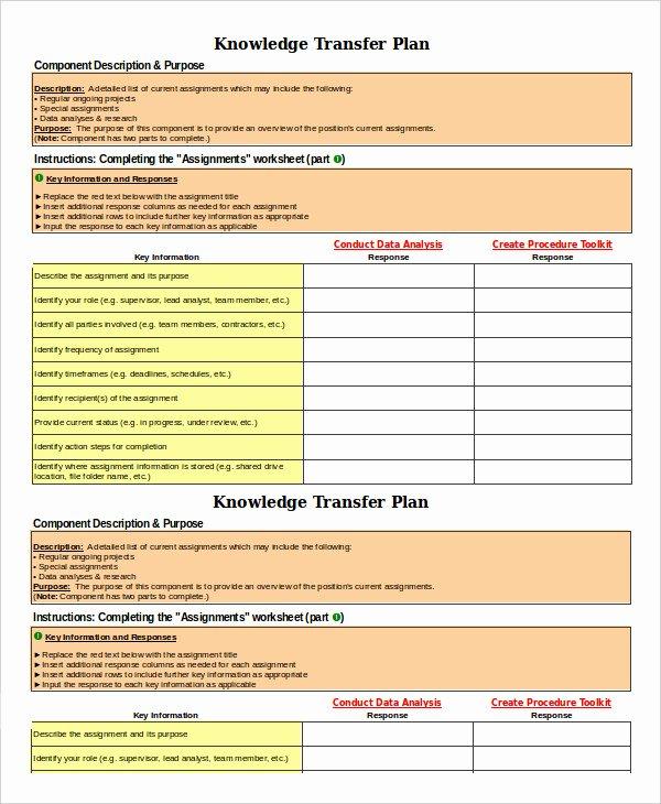 Business Transition Plan Template Unique 7 Transition Plan Template Ai Psd Google Docs Apple