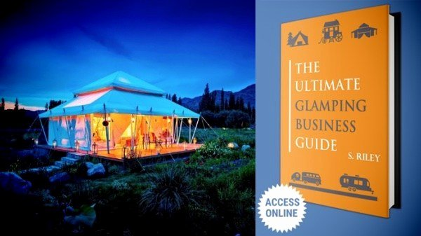 Campground Business Plan Template Lovely Do You Dream Setting Up A Deluxe Camping Glamping