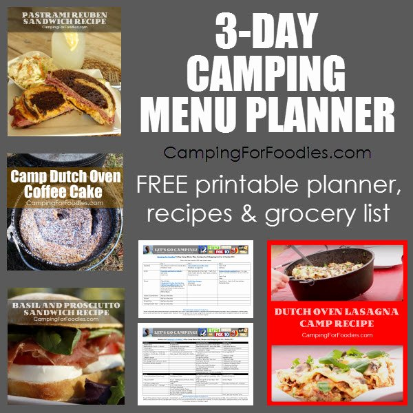 Camping Meal Plan Template Unique 85 Camping Meal Plan Template Best 25 Meal Planning