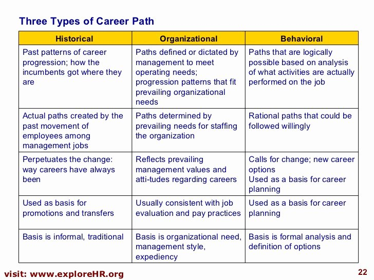 Career Development Plan Template Lovely Career Planning and Development