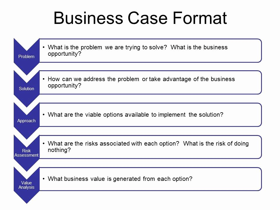 Case Brief Template Microsoft Word Best Of Business Case Template