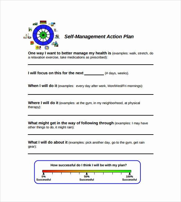 Case Management Plan Template Unique Management Action Plan Template 9 Download Documents In