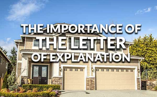 Cash Out Letter Of Explanation Inspirational Understanding the Letter Explanation