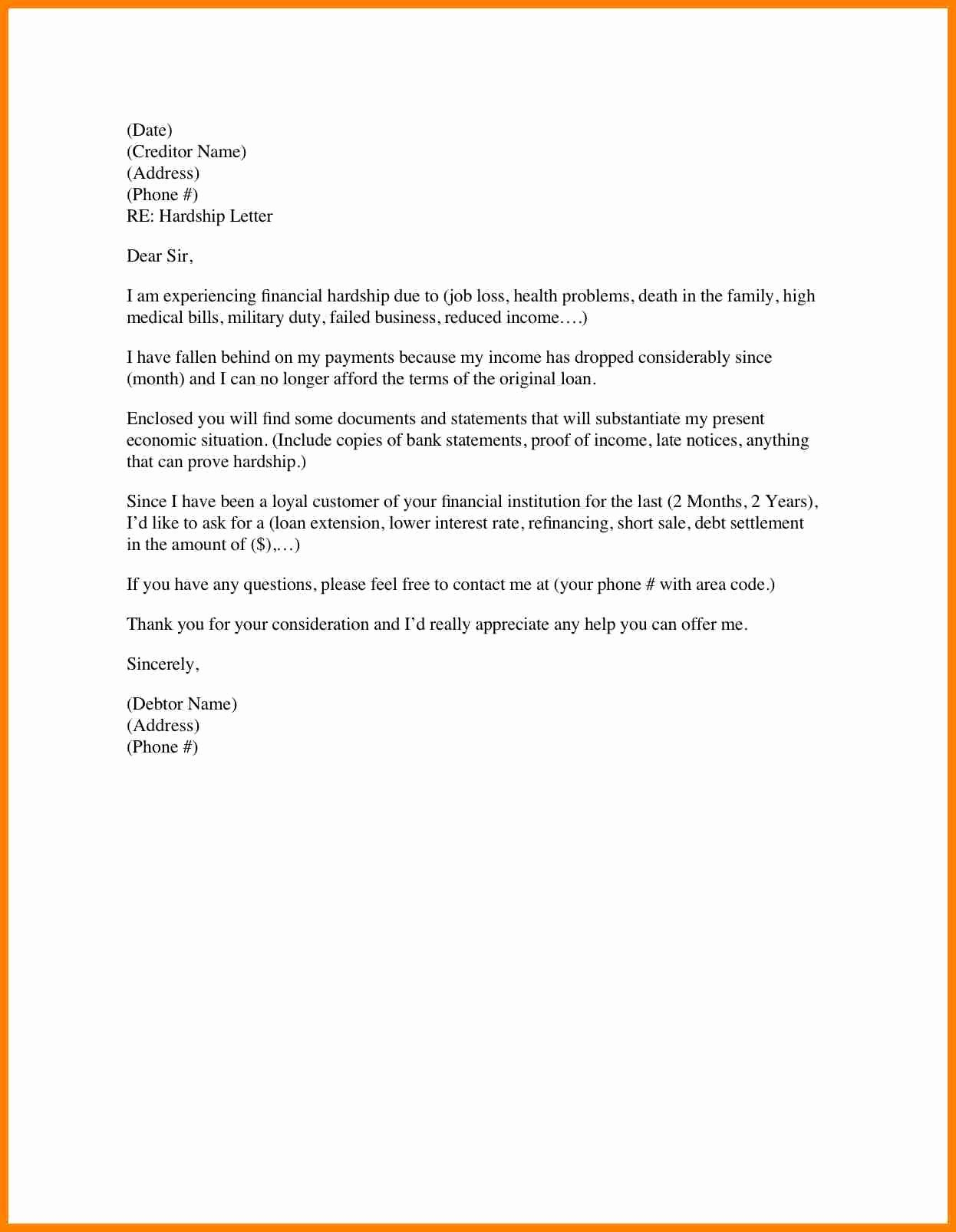 Cash Out Refinance Letter Sample Awesome Cash Out Refinance Letter Explanation Template