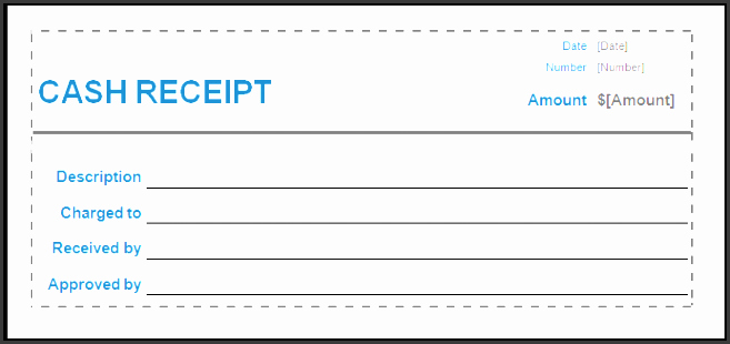 Cash Receipt format In Excel New 9 Cash Receipt Template Sampletemplatess Sampletemplatess