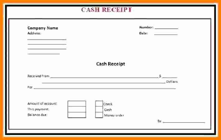 7 cash payment voucher format in word