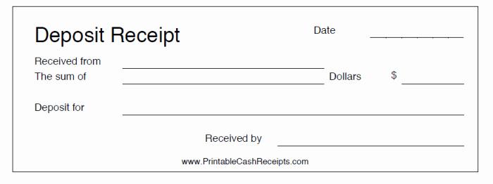 Cash Refund Receipt Template Inspirational 50 Free Receipt Templates Cash Sales Donation Taxi