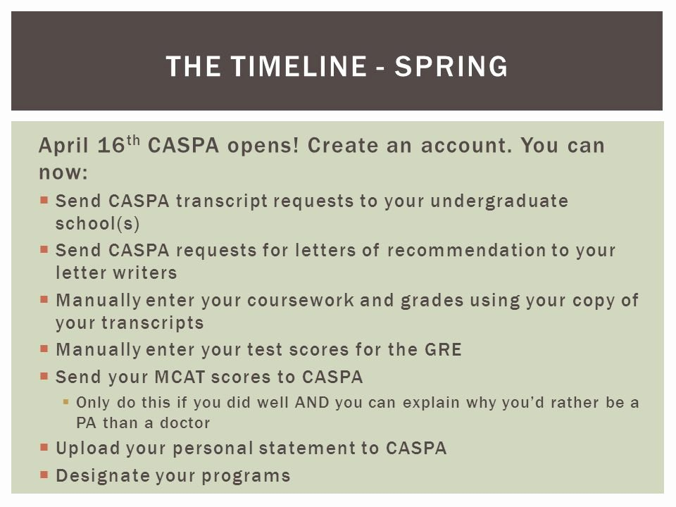 Caspa Letter Of Recommendation Lovely by Russell Longendorfer Ba Clark University Ppt