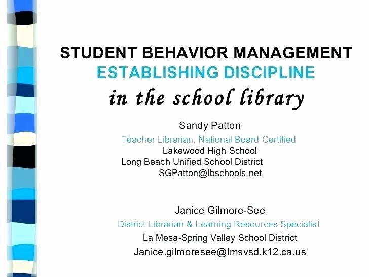 Champs Classroom Management Plan Template New Classroom Behavior Plan Template – Hazstyle