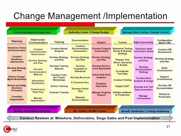 Change Management Communication Plan Template Lovely It Transition Plan Template – Carpatyfo