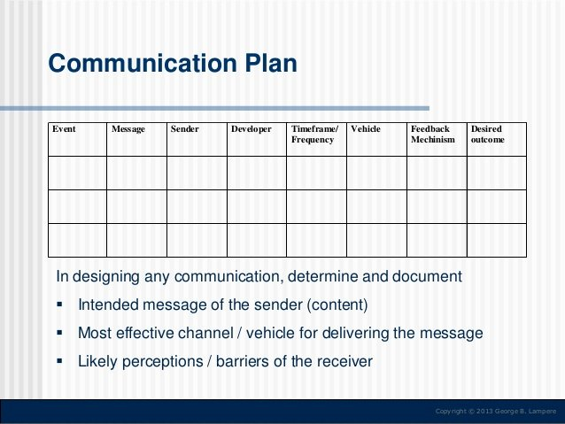 Change Management Communication Plan Template Unique Change Munication Strategy