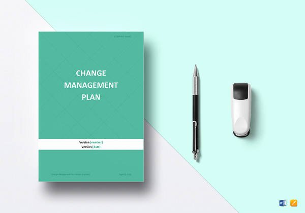 Change Management Plan Template Fresh 11 Classroom Management Plan Templates
