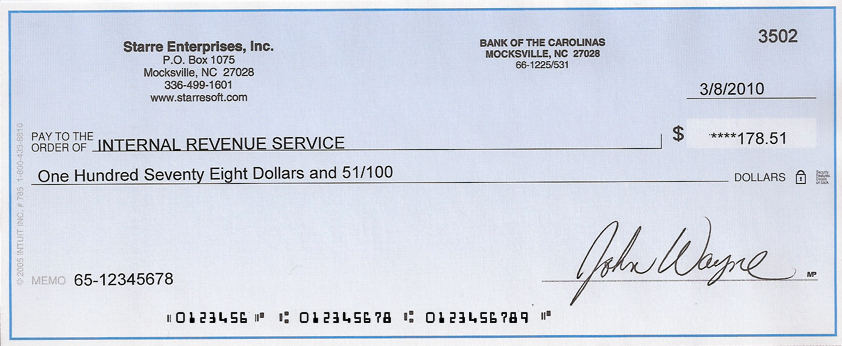 Check Template Filled Out Fresh How to Fill Out A Cheque Canada Td