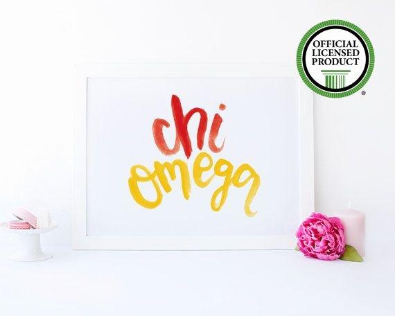Chi Omega Letter Of Recommendation Elegant Best 25 Chi Omega Crafts Ideas On Pinterest