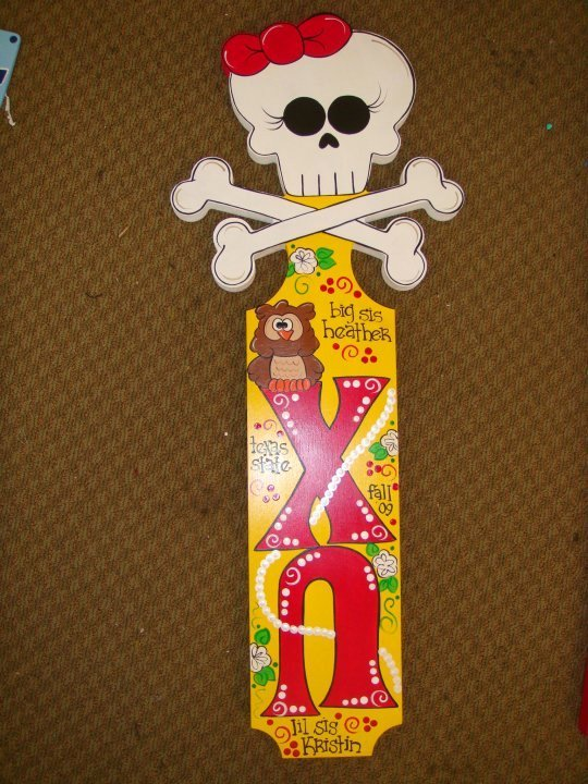 Chi Omega Letter Of Recommendation New Paddle Power Chi Omega Inspiration