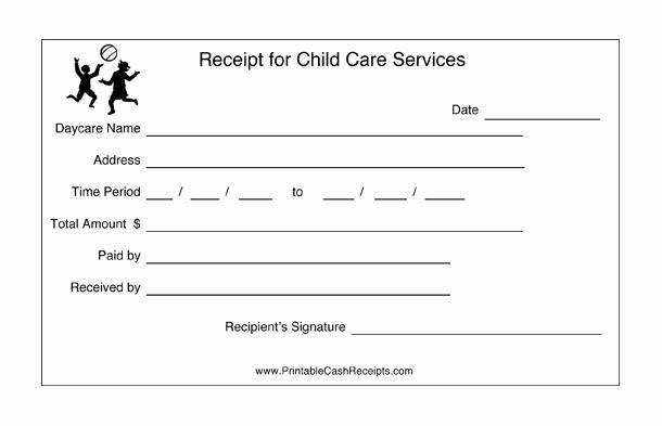 Child Care Payment Receipt Unique Best 25 Child Care Centers Ideas On Pinterest