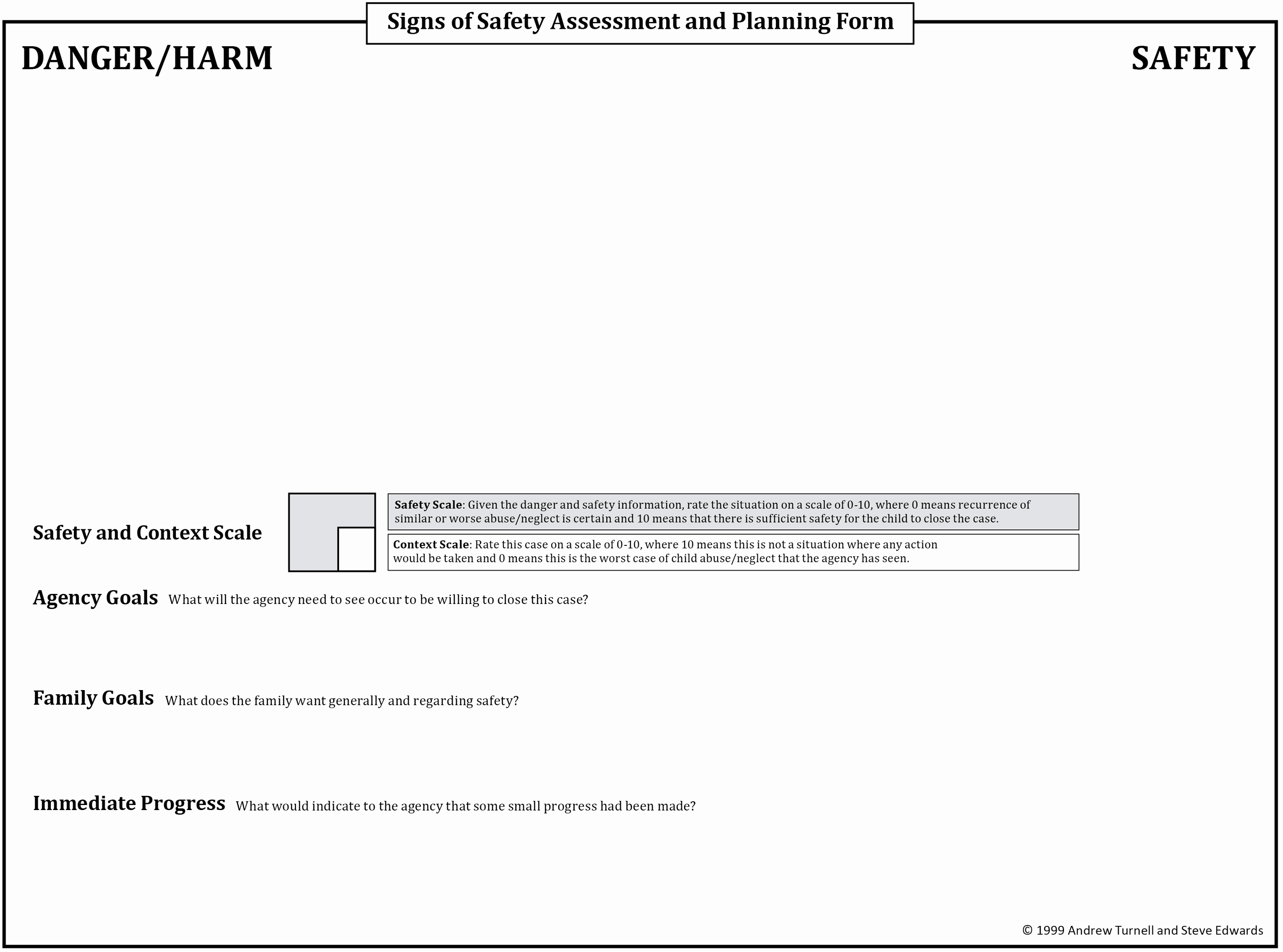 Child Safety Plan Template Inspirational 27 Of social Worker Field Safety Template