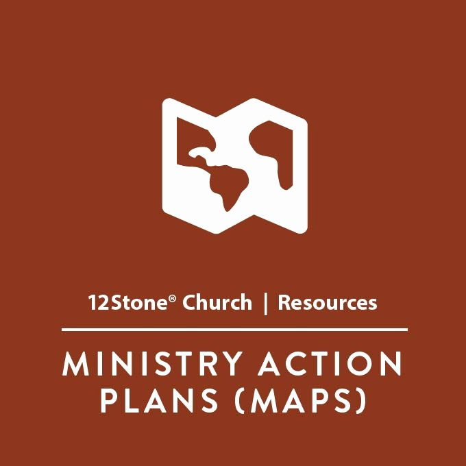 Church Emergency Action Plan Template Best Of Ministry Action Plans Maps 12stone Resources