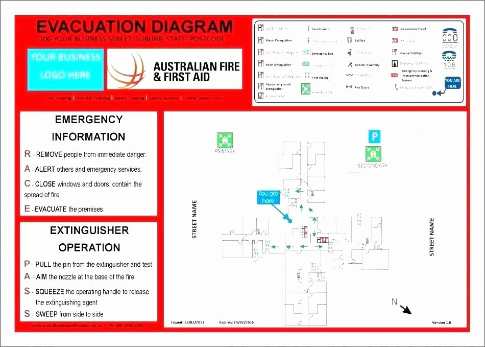 Church Emergency Action Plan Template Fresh Church Emergency Evacuation Plan Template Action Fire