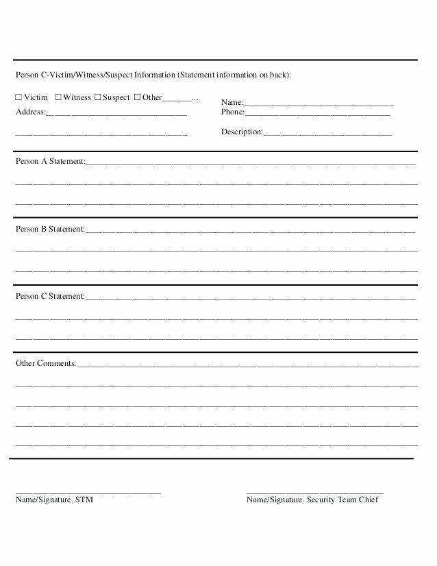 Church Security Plan Template Elegant Church Report Template Sample Church Financial Report