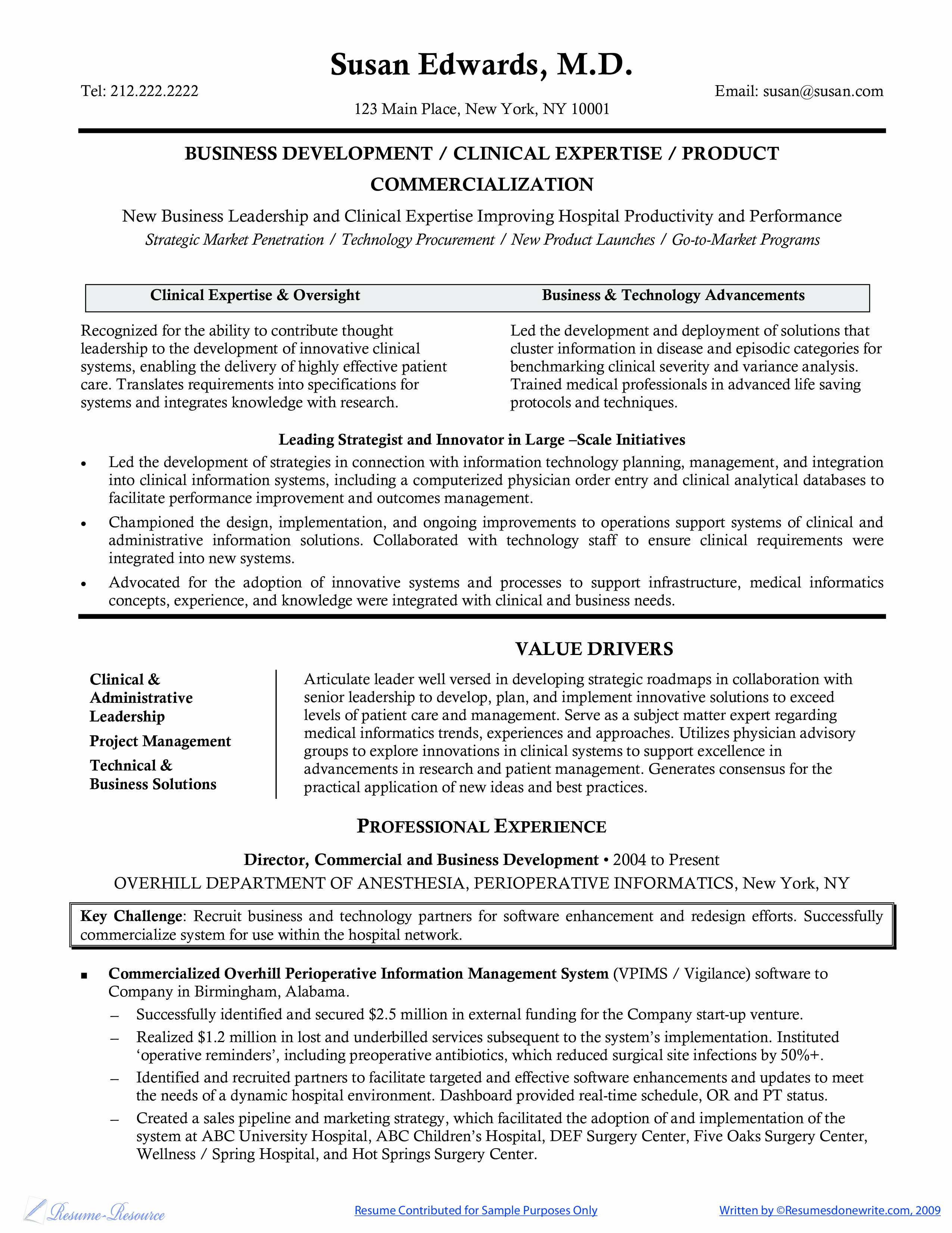 Clinical Development Plan Template Awesome Free Clinical Research Resume Sample