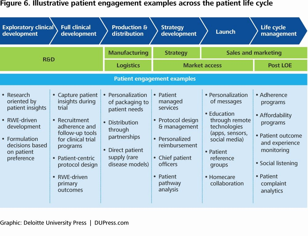 Clinical Development Plan Template Luxury Patient Engagement Strategies In A Digital Environment