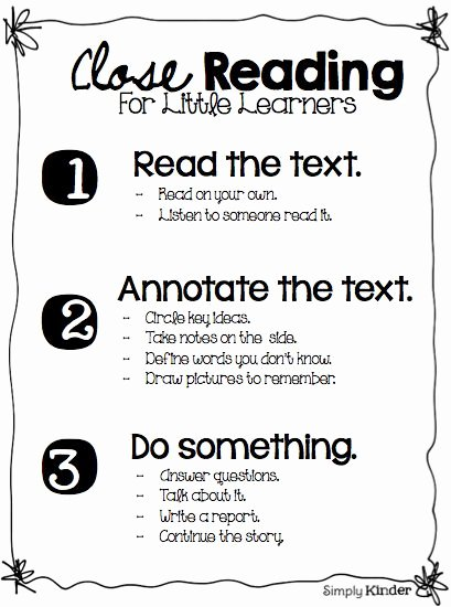 Close Reading Lesson Plan Template New 328 Best Mon Core Close Reading Images On Pinterest
