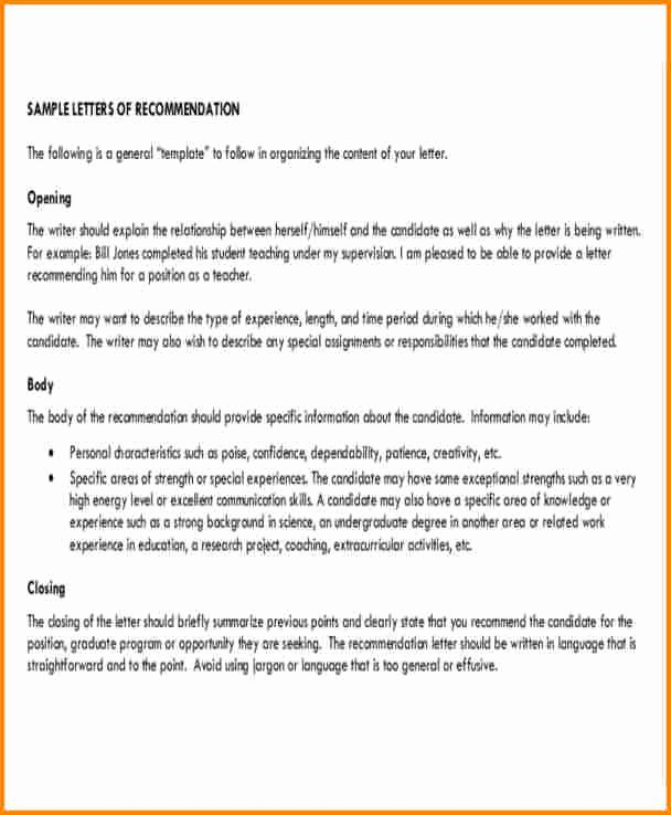 Closing A Letter Of Recommendation Best Of 5 How to End A Letter Of Re Mendation for A Student