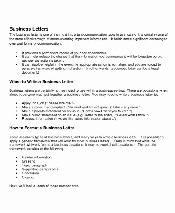 Closing A Letter Of Recommendation Lovely Closing Salutations for Business Letters Letter Of