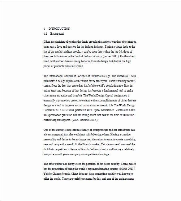 Clothing Line Business Plan Template Unique Business Plan Template for Fashion Brand How to Start A