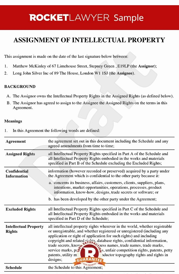 Co Ownership Agreement Real Estate Template Awesome 37 Useful Patent Co Ownership Agreement Template Co