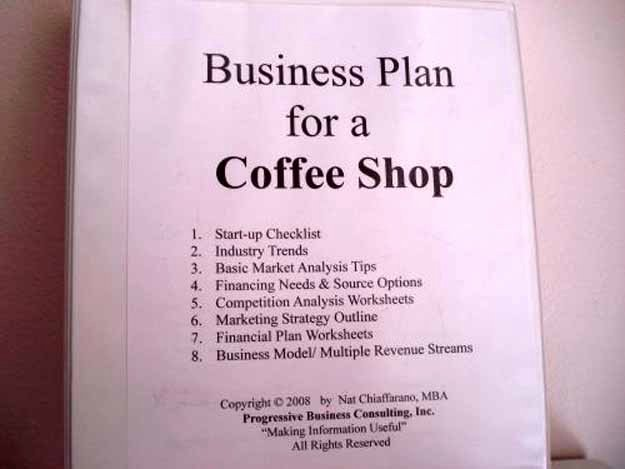 Coffee Shop Business Plan Template Beautiful How to Open Your Own Coffee Shop