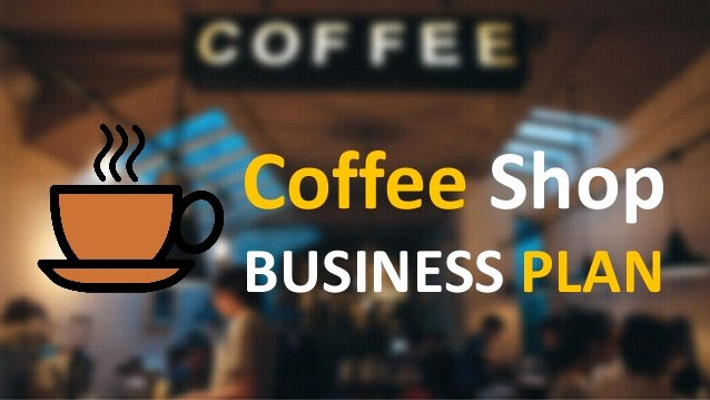 Coffee Shop Business Plan Template Luxury Coffee Shop Business Plan Template