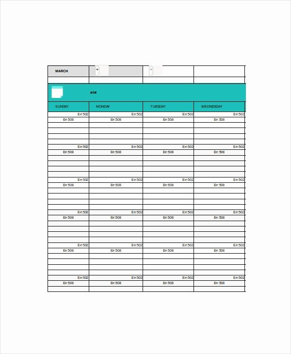 College 4 Year Plan Template Elegant Student Daily Planner Template 4 Free Word Excel Pdf