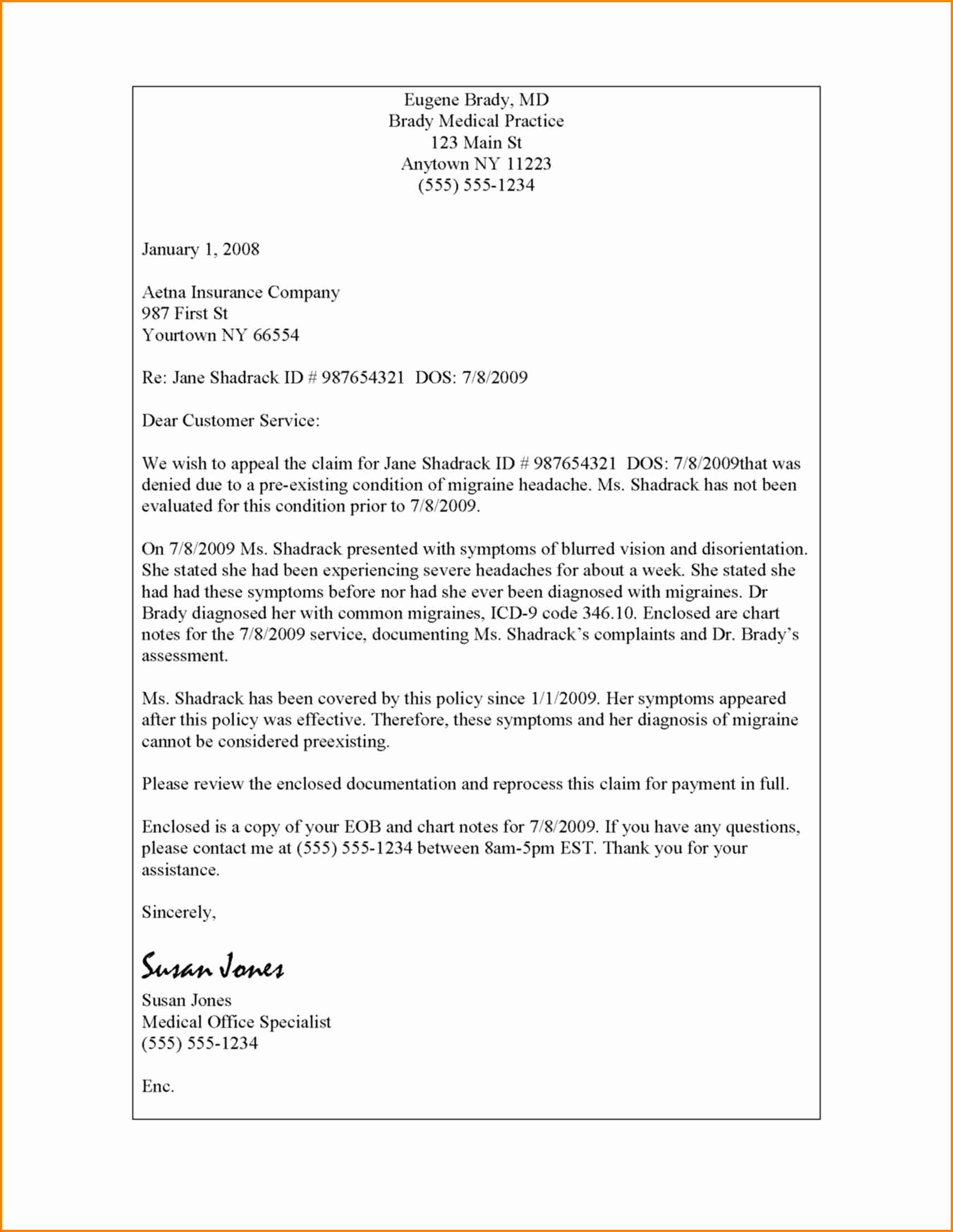 College Appeal Letter format Beautiful 5 Sample College Appeal Letters
