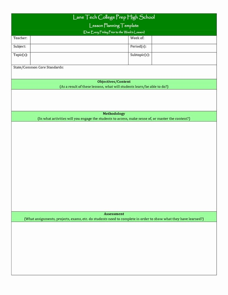 College Lesson Plan Template Lovely Best 25 Lesson Plan Template Doc Ideas On Pinterest