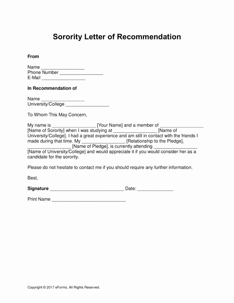 College Recommendation Letter From Alumni Sample Lovely Parental Consent Permission Letter Template Examples