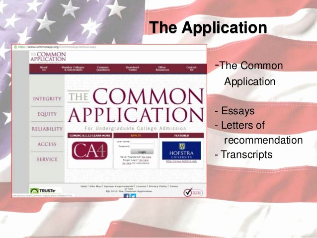 Common App Letter Of Recommendation Elegant College Application Guideline Us Uk the Netherlands
