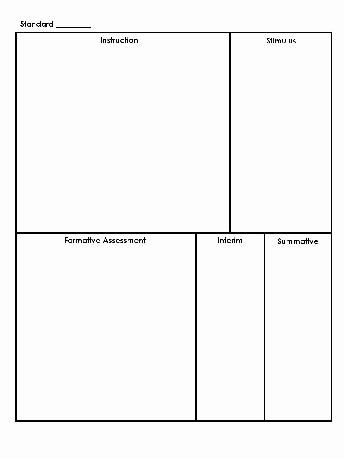 Common Core Lesson Plan Template Luxury Mon Core Planning Template Simple Free Template